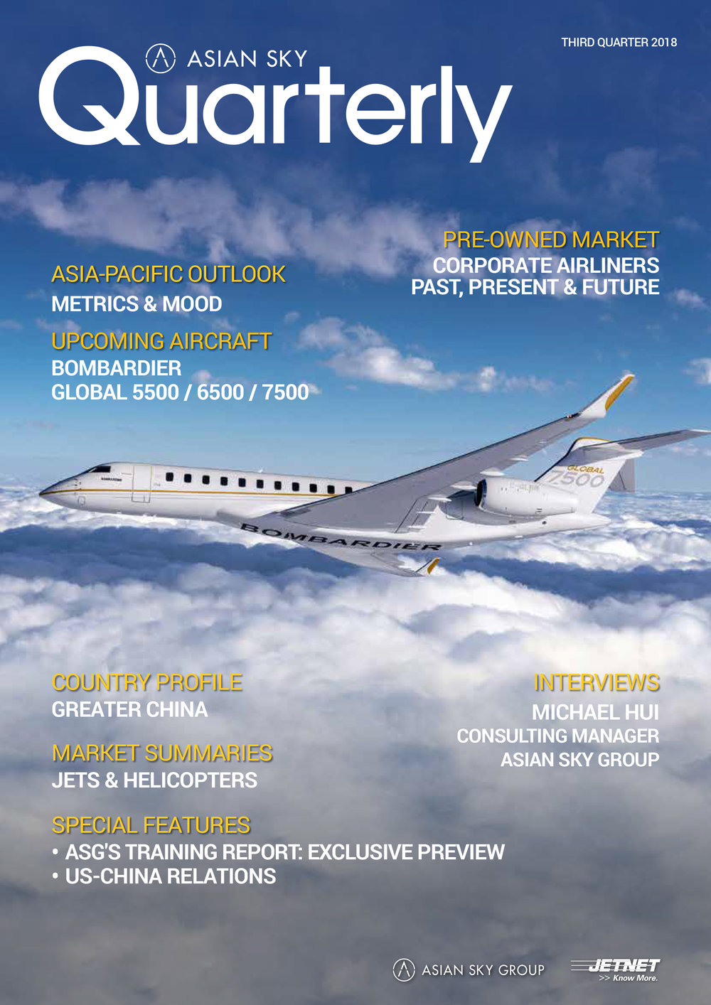 Asian Sky Quarterly - Q3 2018