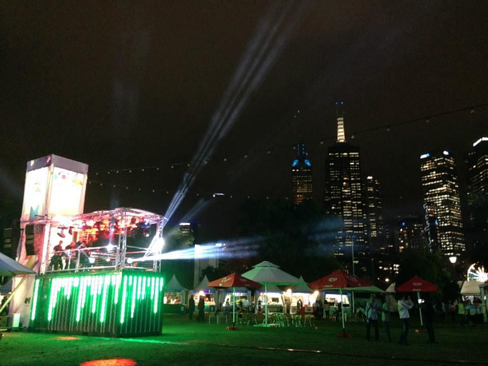 CITY OF MELBOURNE MOOMBA FESTIVAL
