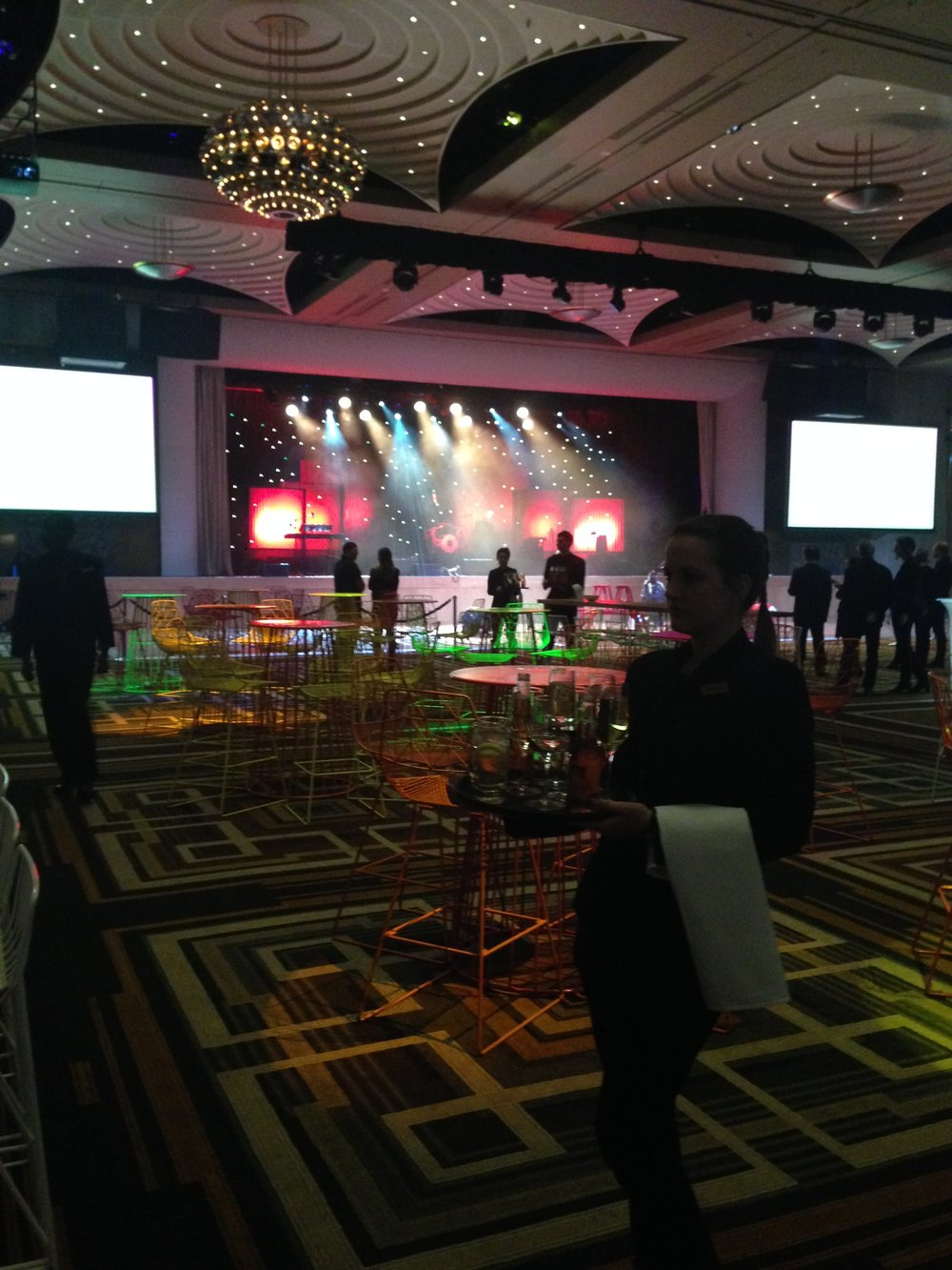 Telstra Global Services Kick Off Training Day and Corporate Gala