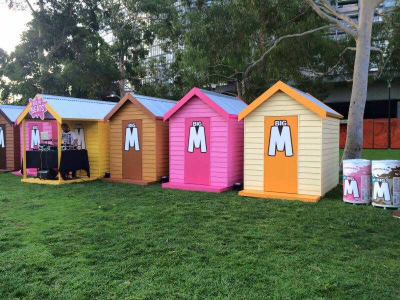 MELBOURNE FOOD + WINE FESTIVAL / OPENING WEEKEND