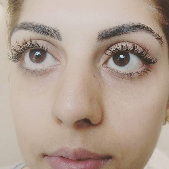 Getting lashes to celebrate your naturopathic doctorate. Checked ☑️🎉 . #lashified #celebrationidea #naturallashes #naturallook #kenyanbeauty #naturopathicdoctor #classicset #vancouverlashes #beauty101