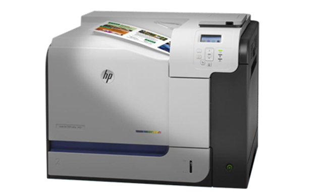 HP Color LaserJet Enterprise M551