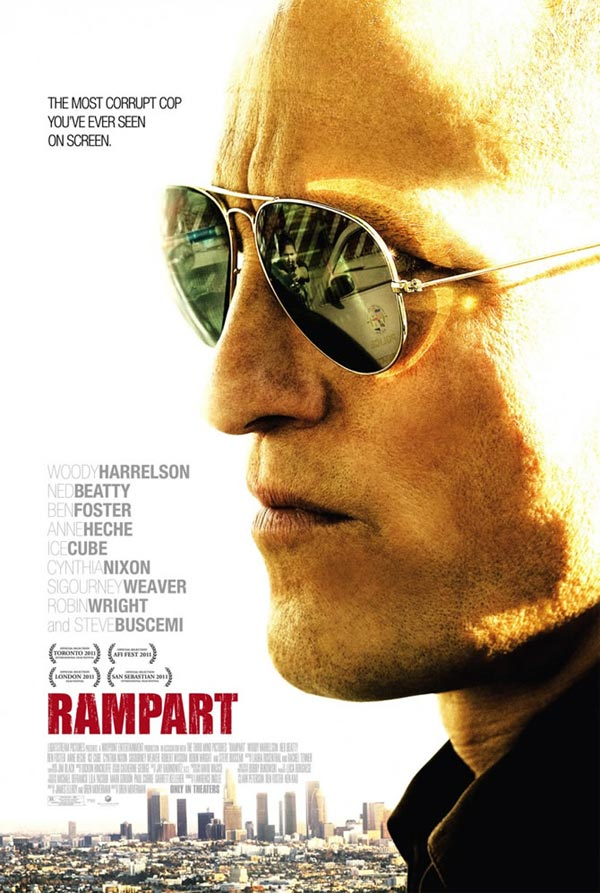Rampart-Poster