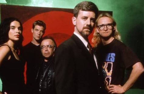 The Lone Gunmen, a failure ahead of its time.
