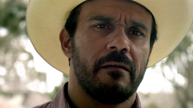 Aaron Pederson in Mystery Road