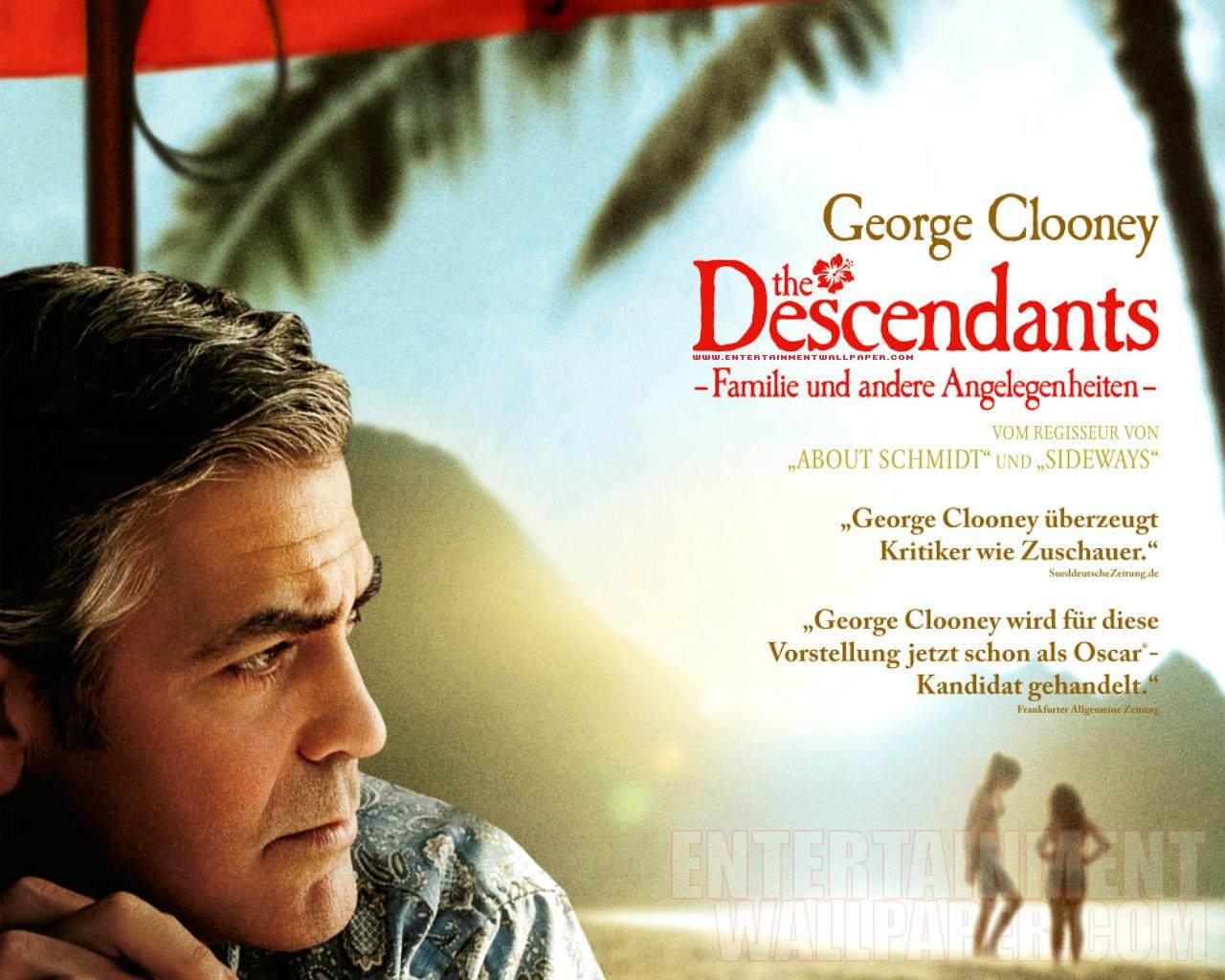 Five Star Films 49 The Descendants 2011 Gwp