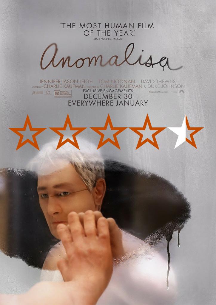 Star Poster- Anomalisa