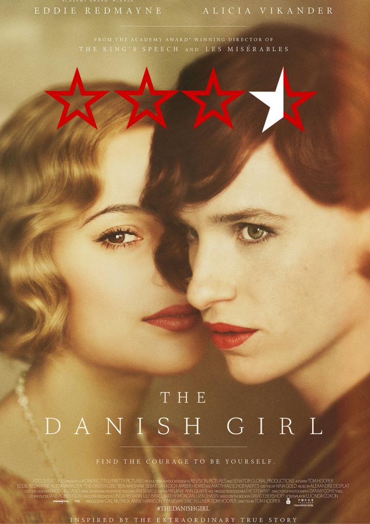 Star Poster- Danish Girl