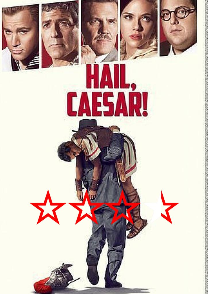 Star Poster- Hail Caesar