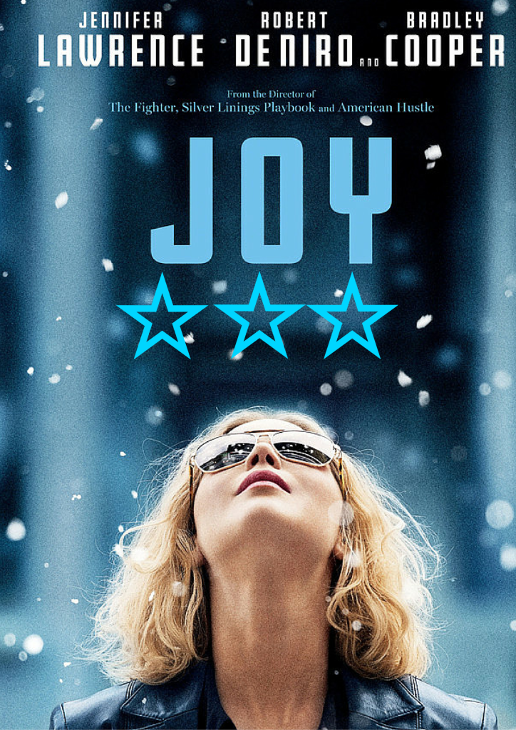 Star Poster- Joy