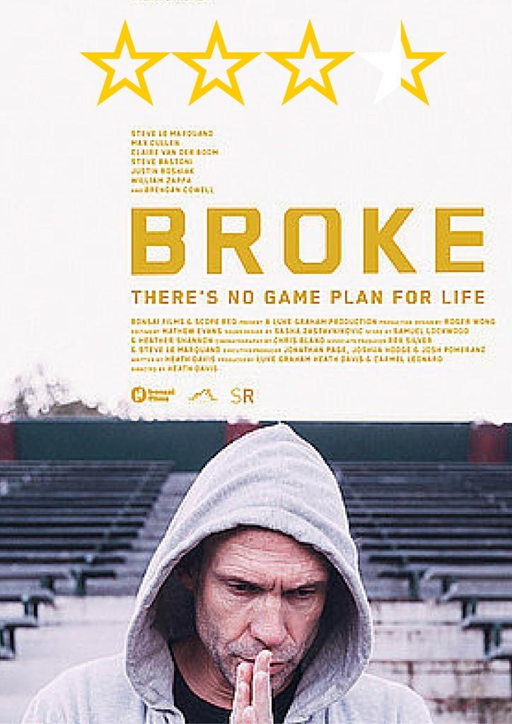 Star Poster- Broke