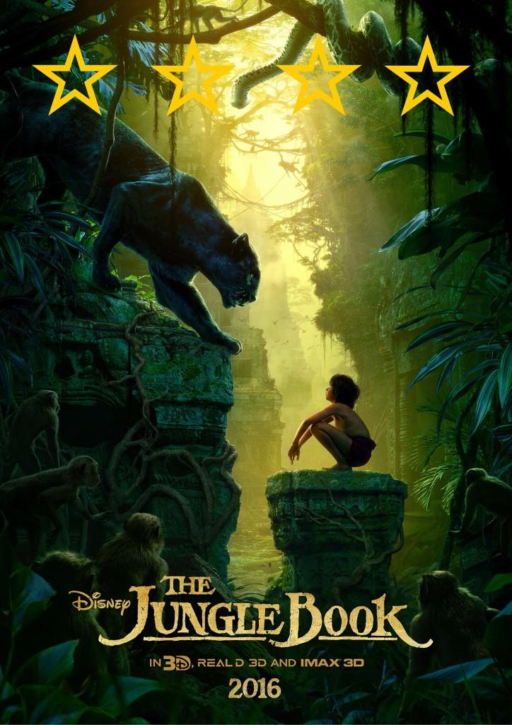 Star Poster- Jungle book