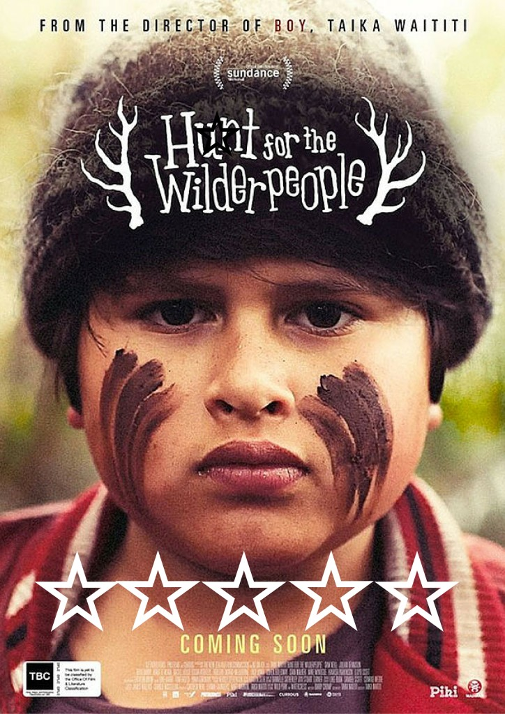 Star Poster- Wilderpeople