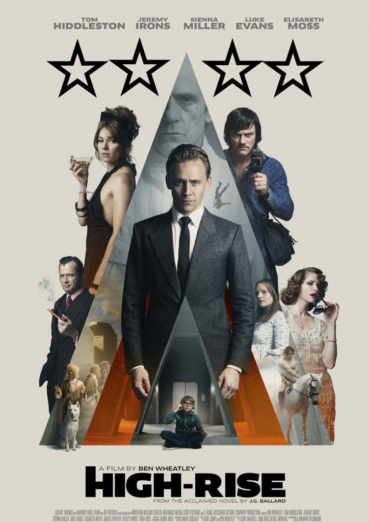 Star Poster- highrise