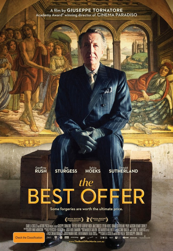 THE BEST OFFER_poster