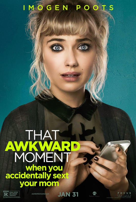 THAT AWKWARD MOMENT MOVIE POSTER - Imogen Poots