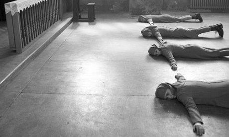 A scene from Pawel Pawlikowski's award-winning Ida.