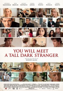 Tall Dark Stranger New Poster