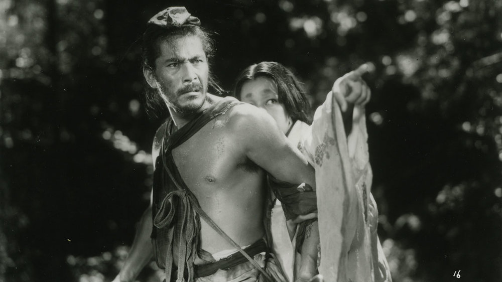 An innovative murder mystery that explores the subjective nature of truth. Toshiro Mifune plays a bandit accused of murdering a samurai and raping his wife – but what actually happened?
