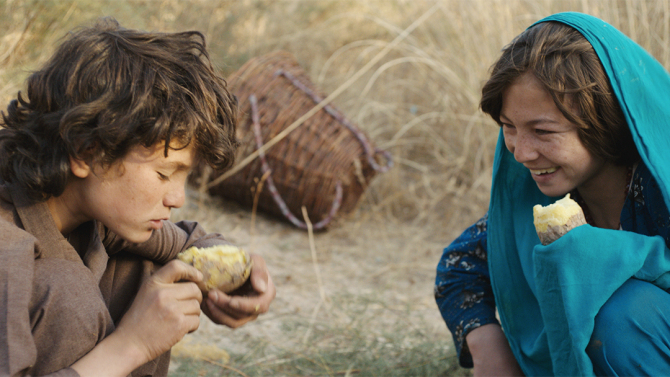 """Wolf and Sheep""  - Dir. Shahrbanoo Sadat. Country: Afghanistan"