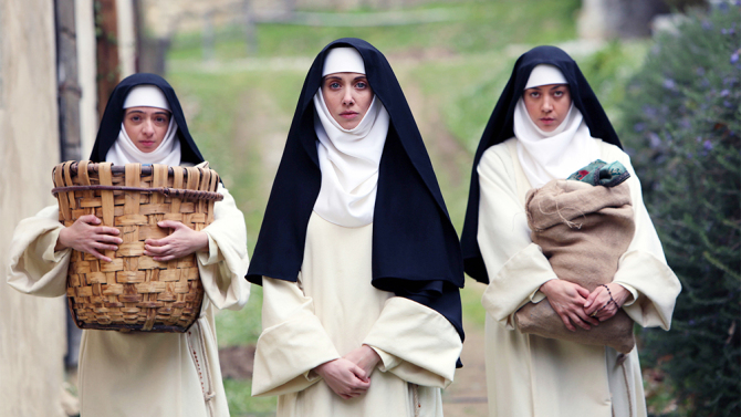 """The Little Hours""  - Dir. Jeff Baena Country: America"