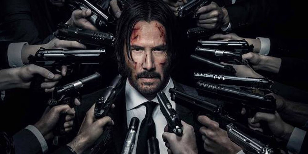 "- ""John Wick"" opens this series awakening of the beast. ""John Wick: Chapter Two"" is this untameable thing attempting to be broken; the conclusion hints at a beast with his back to the wall. Wick is the role that Reeves was born for; despite its dependence on the original, ""John Wick: Chapter Two"" is top shelf revenge as stylish as the protagonist."