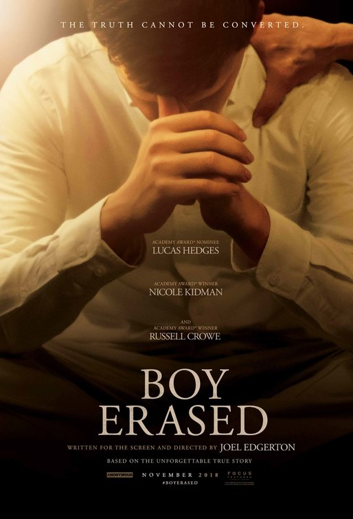 "Boy Erased"" (2018) Review — GWP"