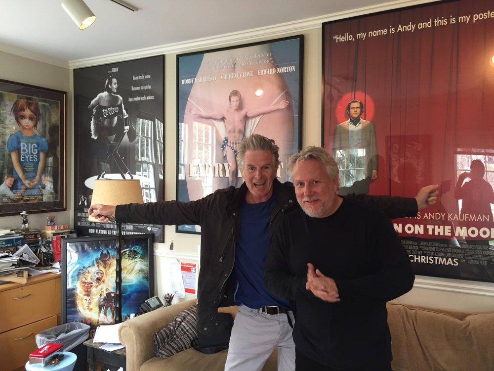 Stephen Kearny and Larry Karaszewski