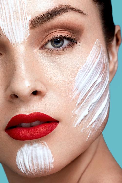 lifestyle makeup photography