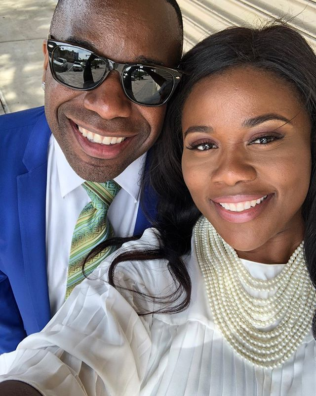 @theonlybelle I truly love you. You are one of the bravest women I know and the things you do for people behind closed doors is a true sign of how great your Integrity is. Thanks for helping to make Abraham's funeral one that no one will forget. RIP Abraham!!!! #friends #abrahammcdonald #bellejohnson #lavancecolley