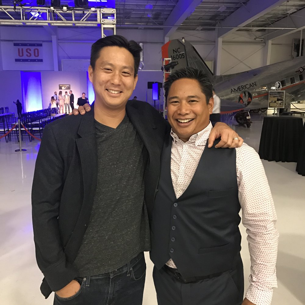 Association of Volleyball Professionals CEO, Donald Sun