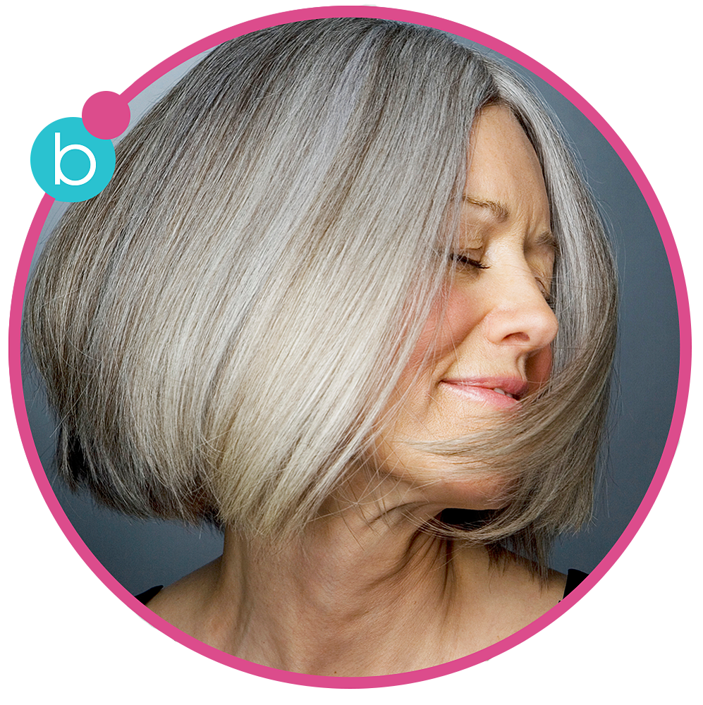 THE SMOOTH OPERATOR - straight with a bump    This popular style is soft, straight hair with a   slight bend at the end that is sure to flatter   your face and swing when you sashay.   Whether you sport a shorter bob or longer   locks, the Smooth Operator rocks.