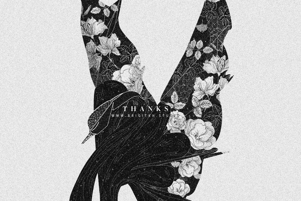 kanpai-rose_brigitkh_studio_illustration