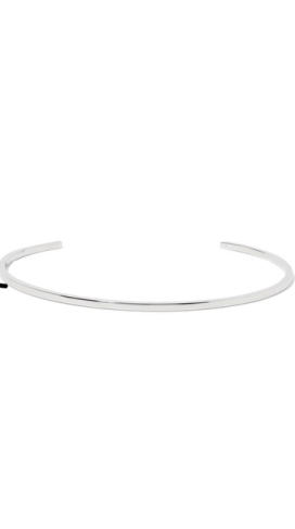 Jennifer Fisher Silver Choker