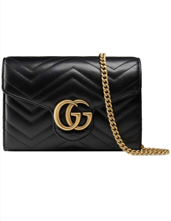 Gucci Marmont matelassé Mini