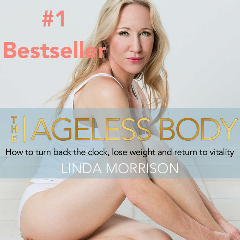 #1 International best seller The Ageless Body. How to lose weight, turn back the clock and return to vitality.