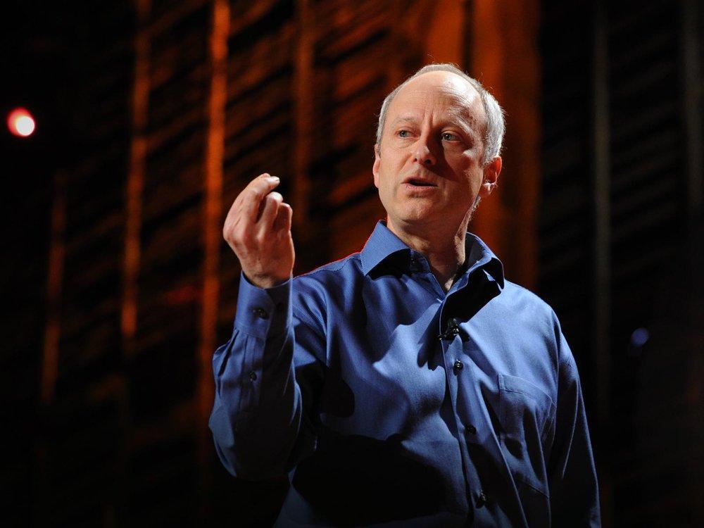 Michael Sandel is a Professor of Philosophy at Harvard