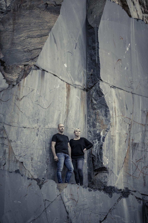 Andreas & Jenni from Kullaro PHOTO: Martin Olson