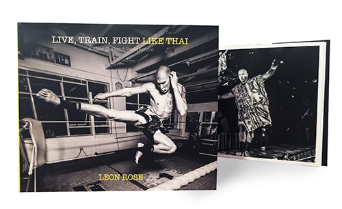 Live, Train, Fight Like Thai Book