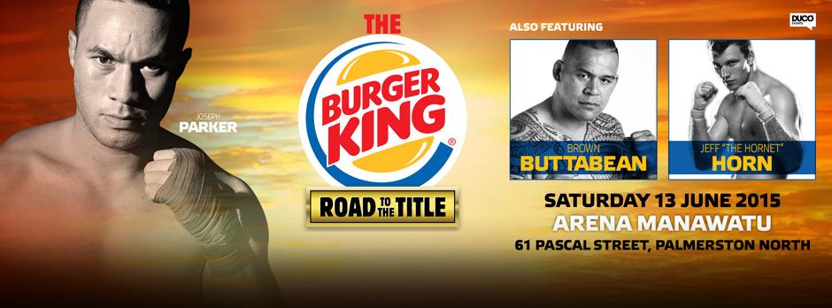 The Burger King Road to The Title Manawatu