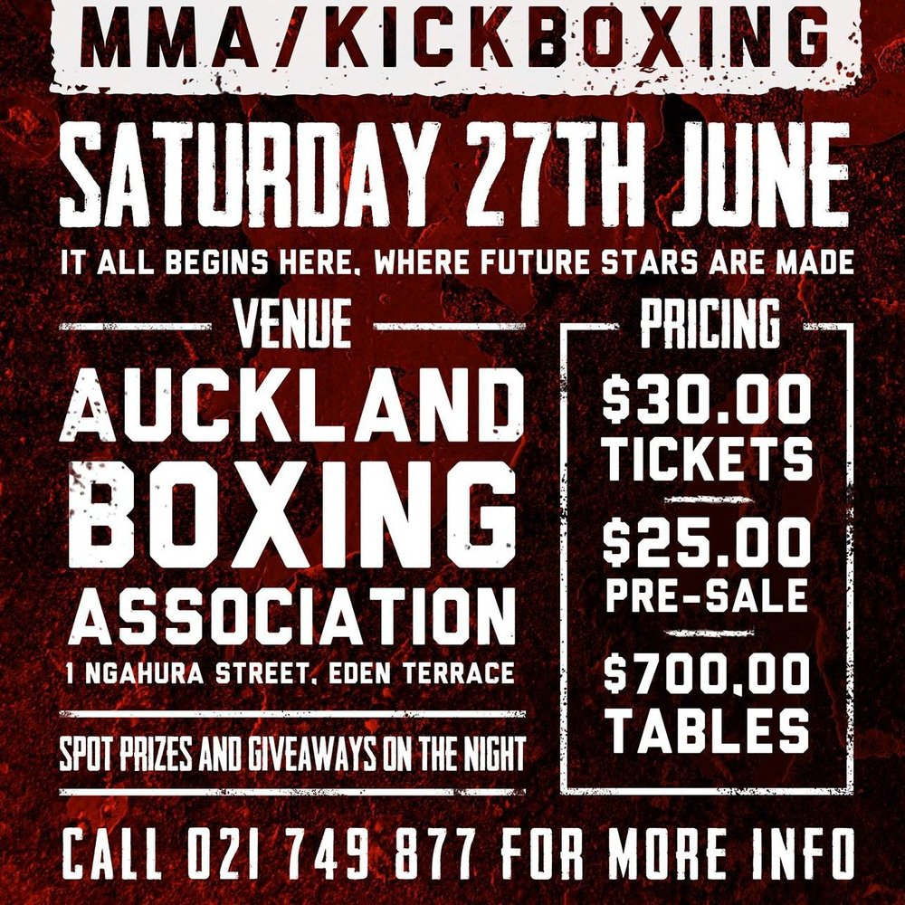 Grassroots - MMA and Kickboxing
