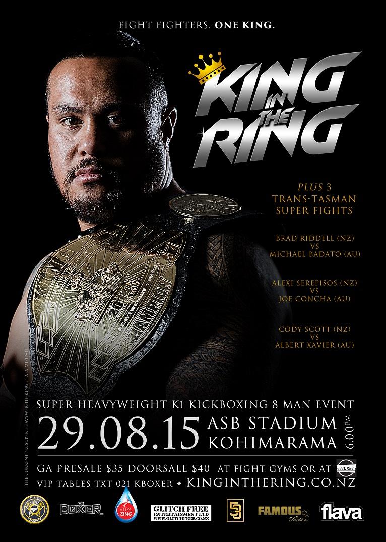 KING IN THE RING - Super Heavyweight III
