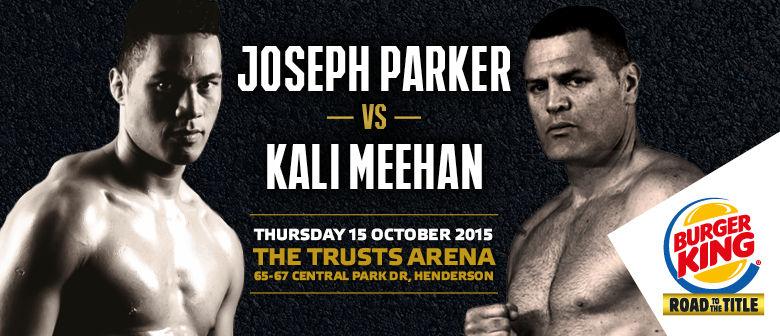 Joseph Parker vs Kali Meehan Fight Night
