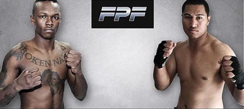 "Maui Tuigamala vs Israel ""The Style Bender"" Adesanya - FPF"