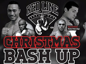 Christmas Bash Up - Boxing Event