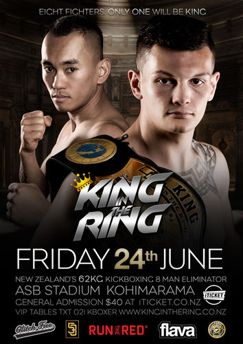 King in the Ring 62IV - 24 June 2016