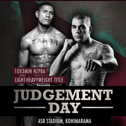 Judgement Day Berridge vs Taihia