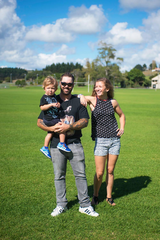 Daria Smith Family