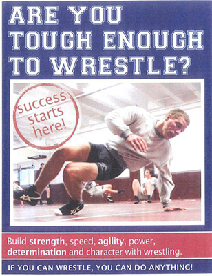 are you tough enough to wrestle