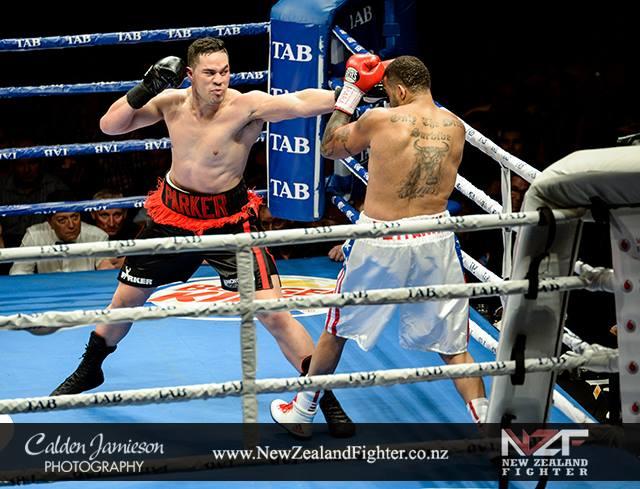 nz boxer Joseph Parker vs Jason Pettaway